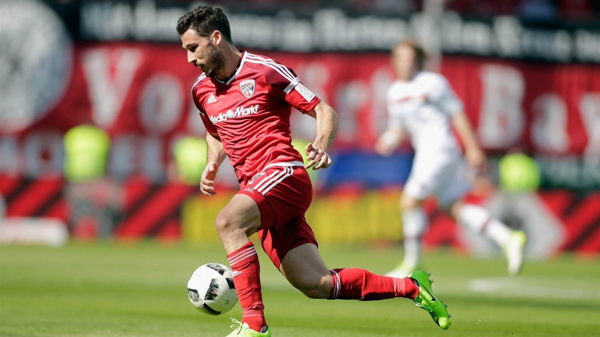 Leckie snapped up by Hertha Berlin