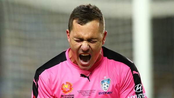Shootout a 'blur' for penalty hero Vukovic