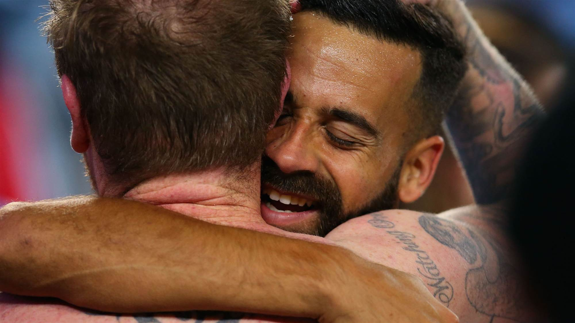 Brosque re-signs with Sky Blues