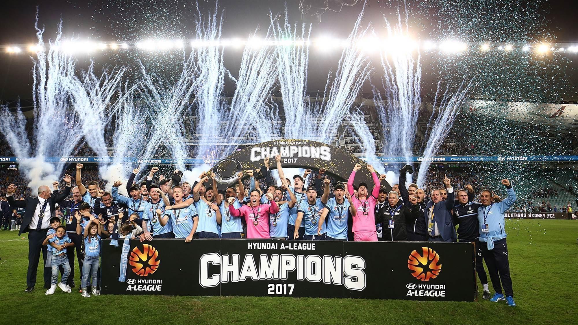 Sydney FC 'Record Breakers' premiere