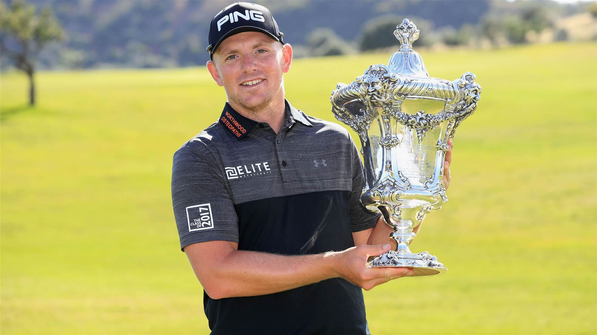 EURO TOUR: Wallace wows with wire-to-wire win