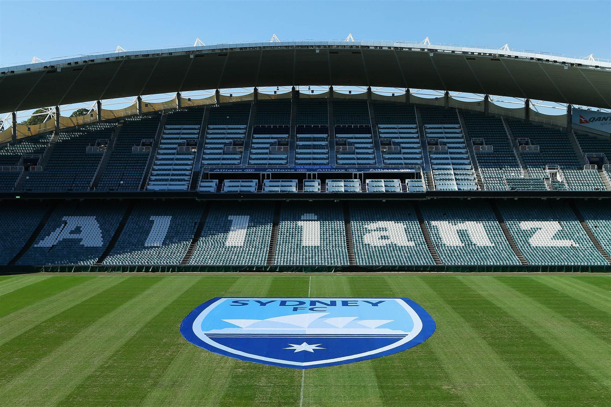 Allianz Stadium to host FFA Cup Final