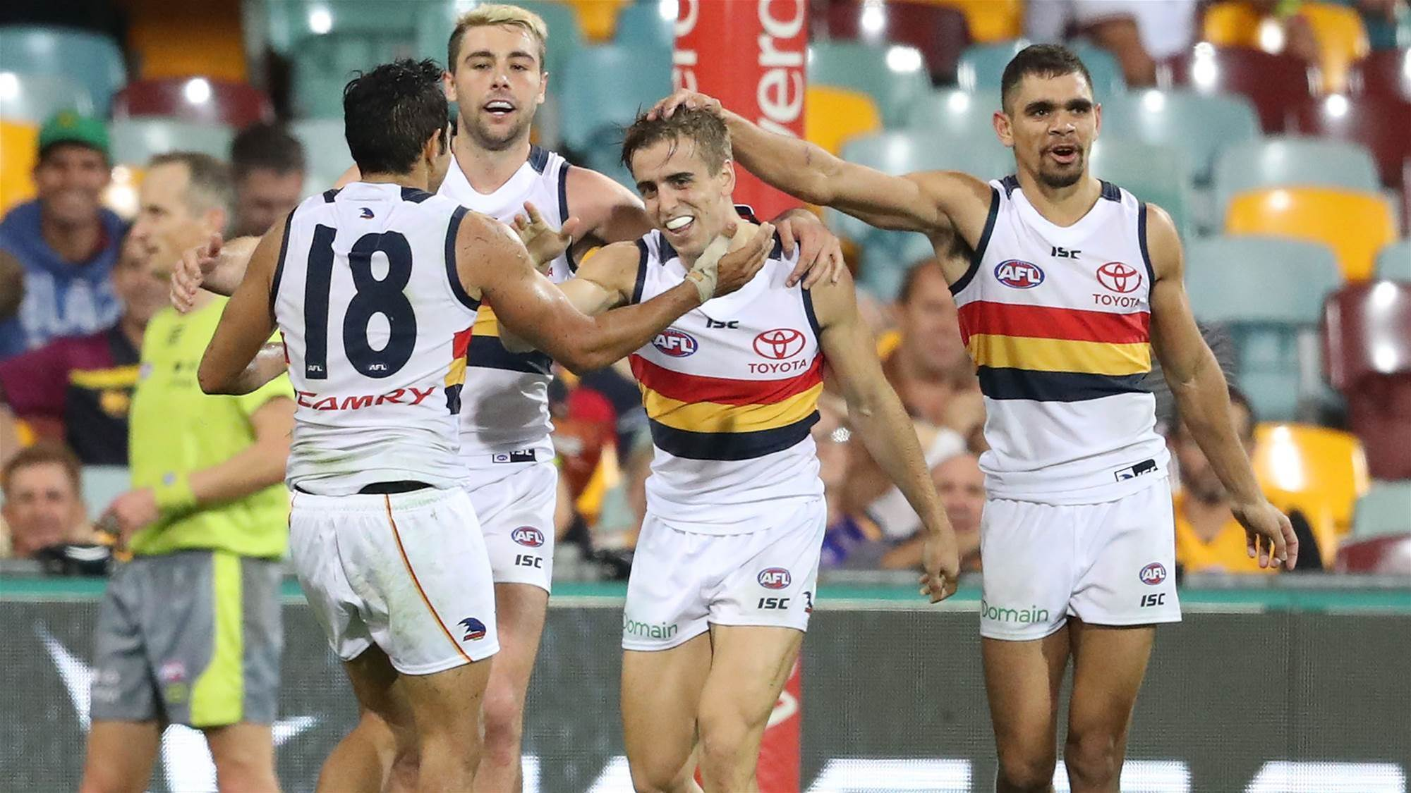 Adelaide youngster applauds Crows' club culture