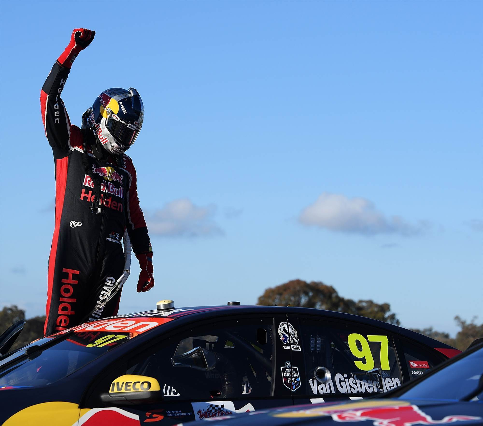 Holden hits back at Winton