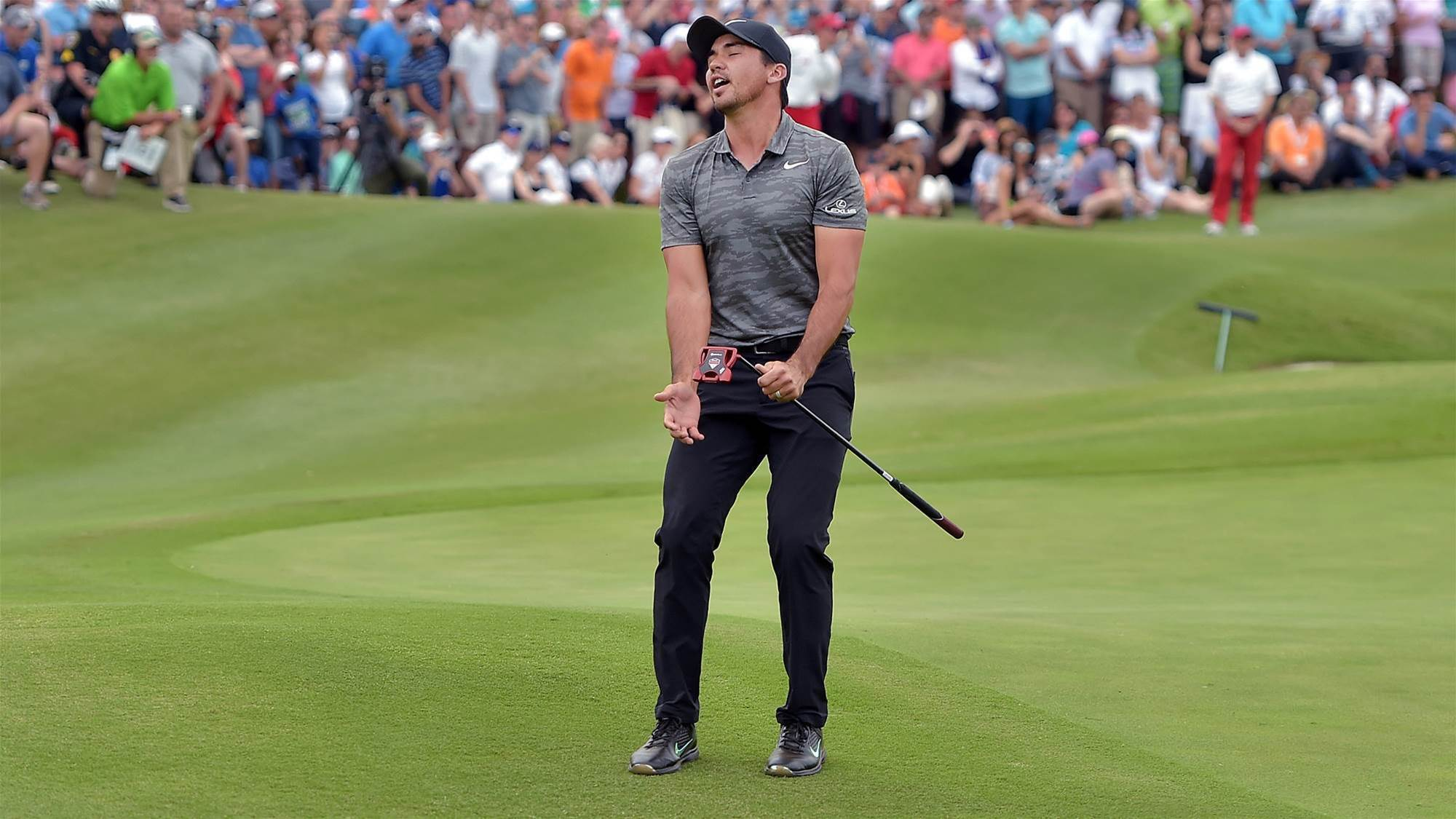 PGA TOUR: Day 'feeling good' despite play-off loss