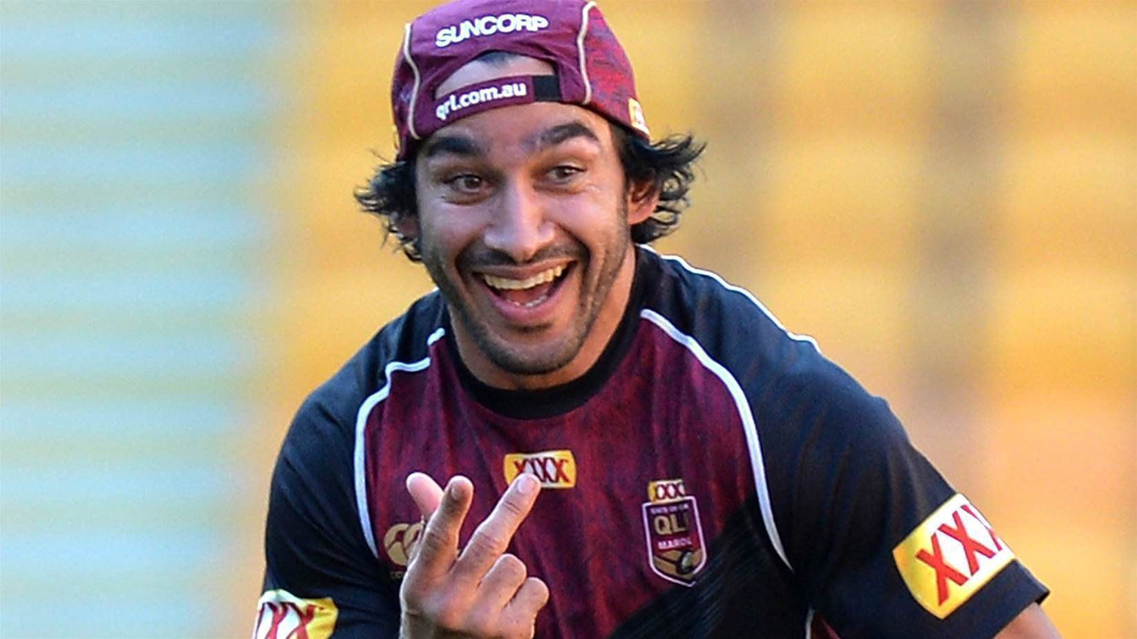 "Thurston: ""It's a big decision to make"""