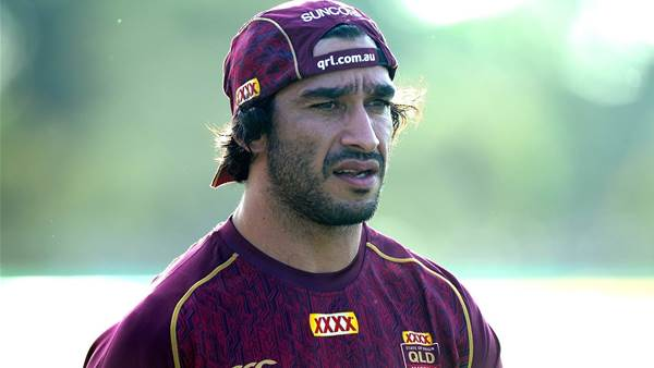 Walters: Thurston might not be back for Origin II