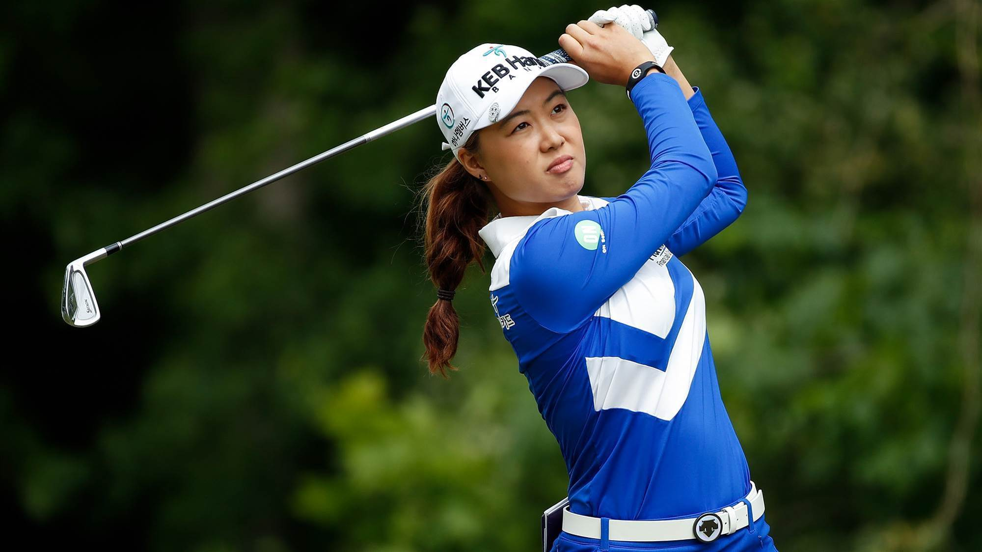 LPGA: Minjee Lee signs for runner-up finish