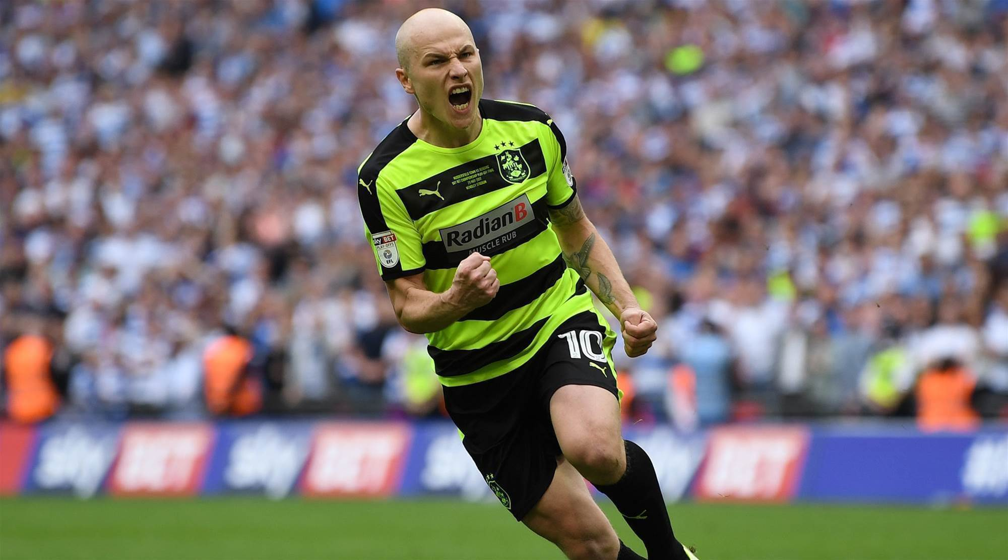 Mooy: Everything's worth it for this