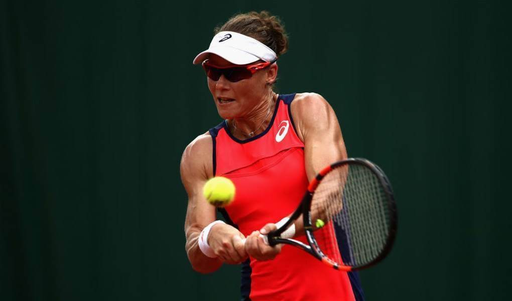 Stosur: Court's digging a big hole for herself
