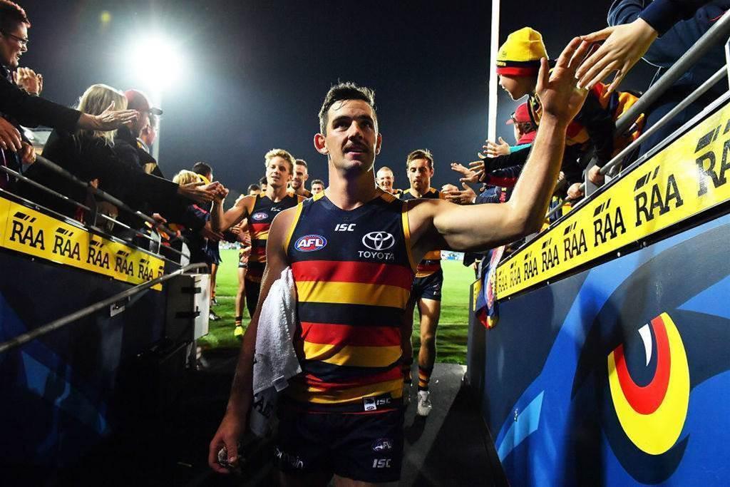 Crows re-sign skipper Walker