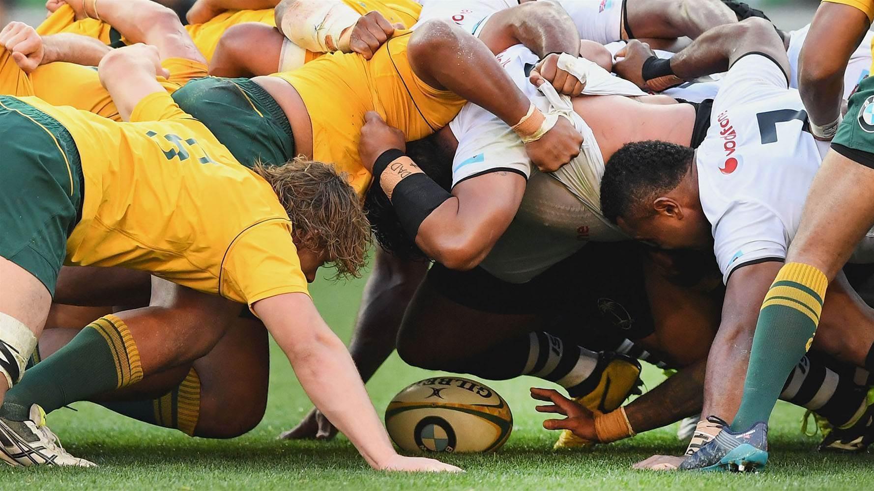 World Rugby adds six law amendments