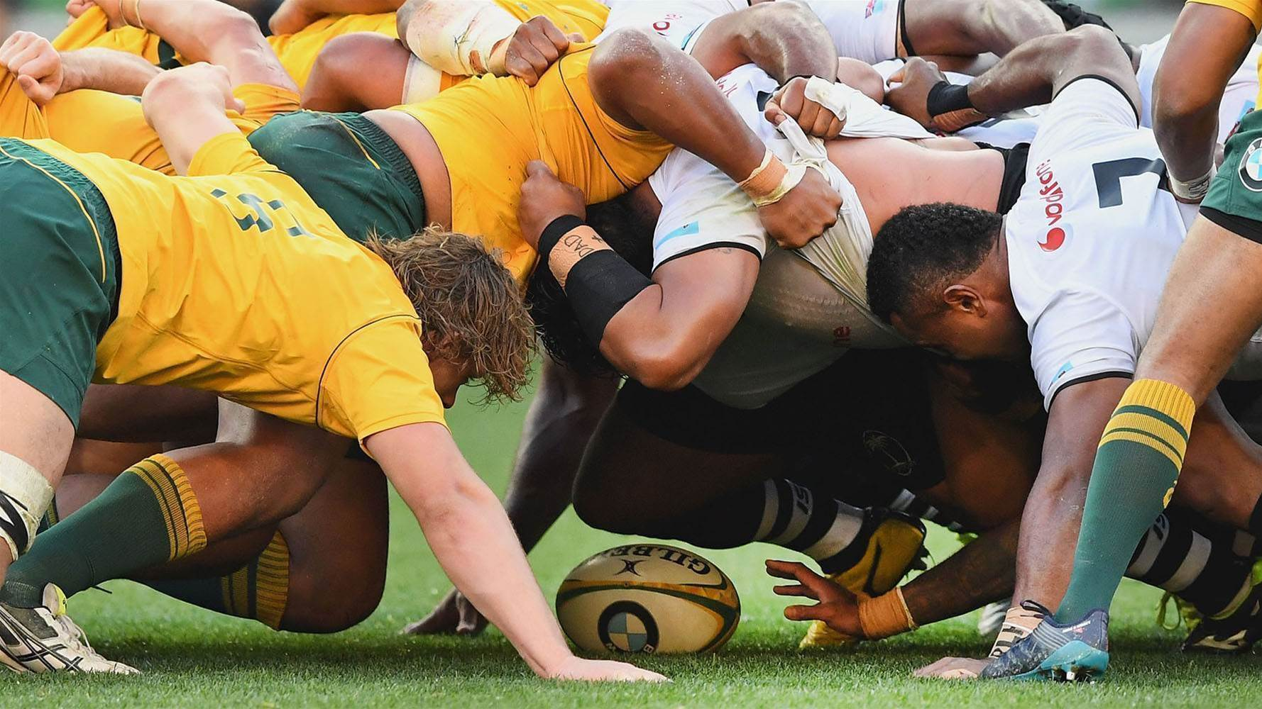 World Rugby adds six law amendments