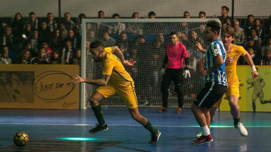 Futsalroos funding stopped by FFA