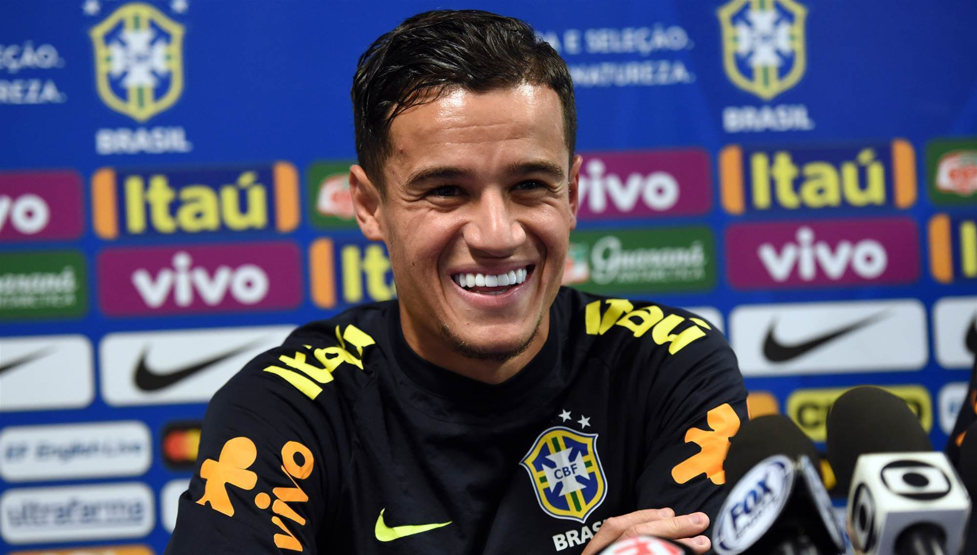 Coutinho: Beating Socceroos the perfect birthday gift