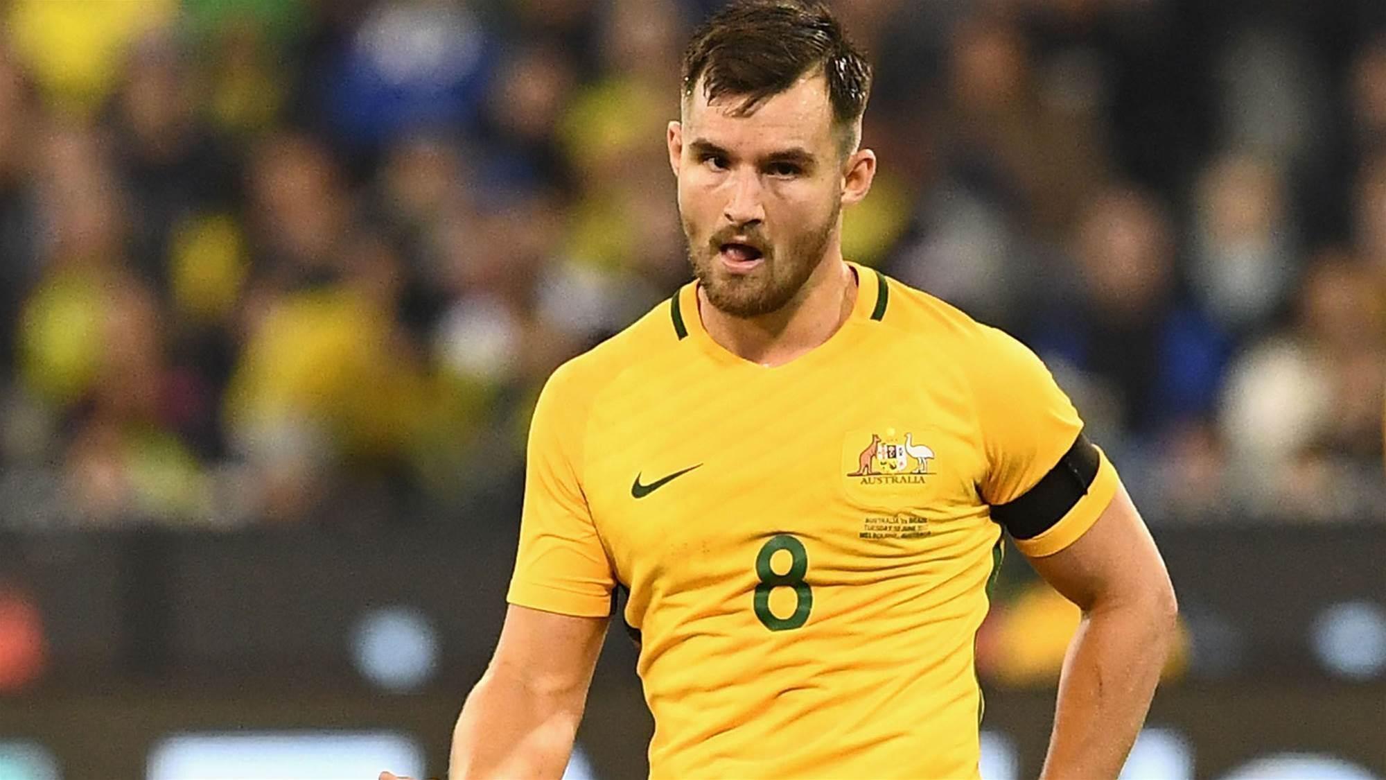 Socceroos defender named Bristol City skipper