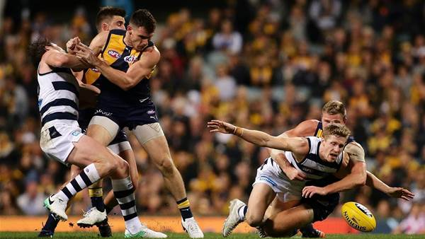 Shuey avoids ban for Dangerfield bump