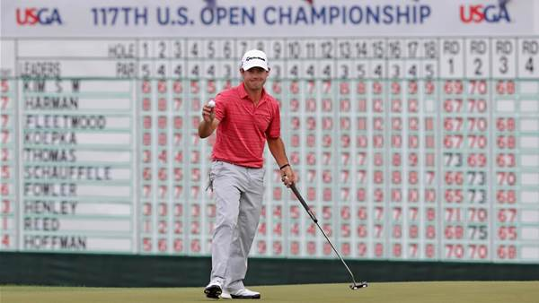 U.S OPEN: Major first-timers get their crack at history