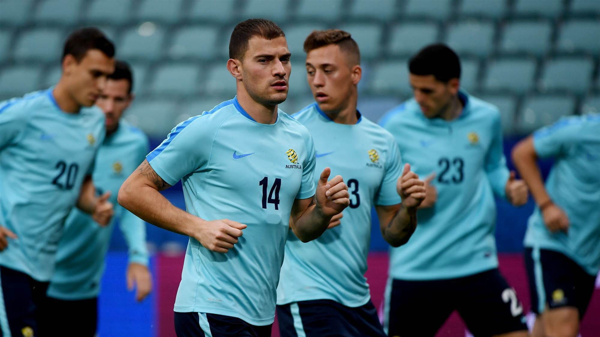 Socceroo sub Troisi targets starting role