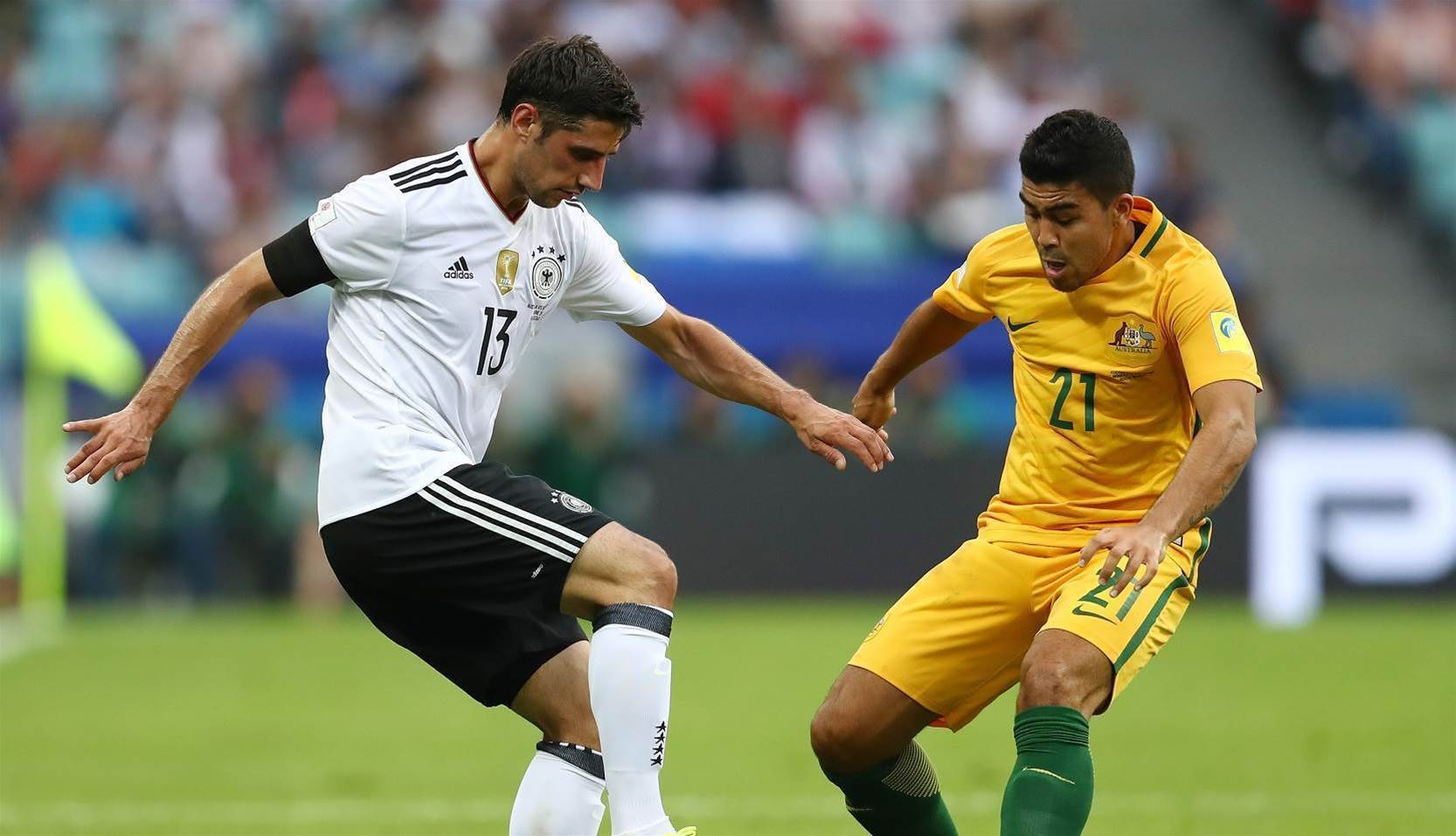 Australia-Germany player ratings - who starred, who struggled?