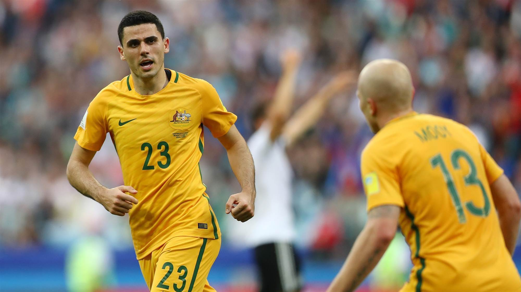 Five things to watch: Australia v Cameroon