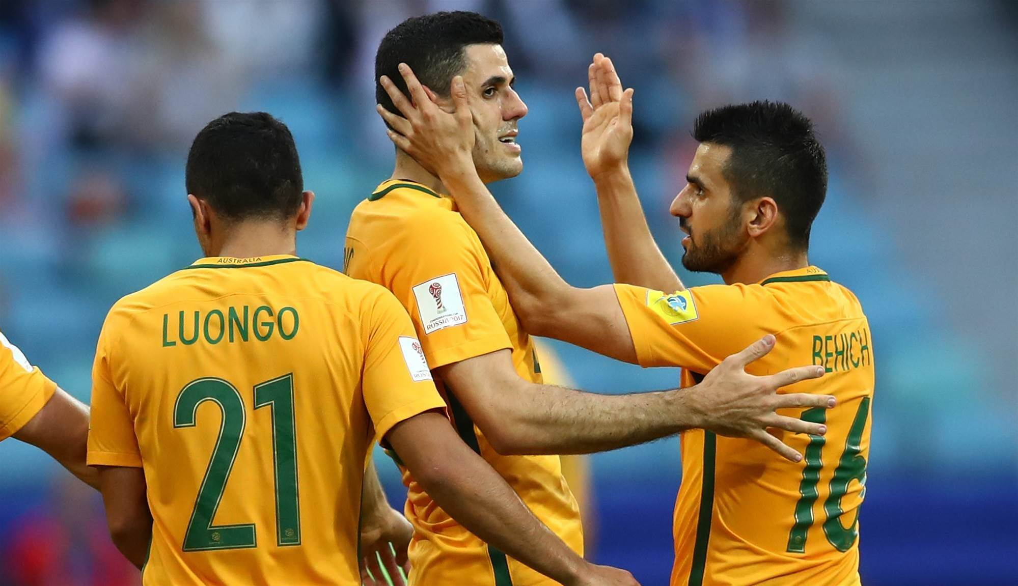 Five things we learned: Australia v Germany