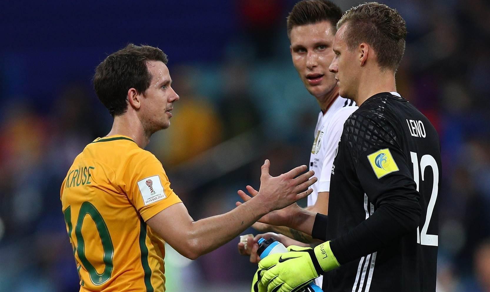 Kruse rules out A-League return