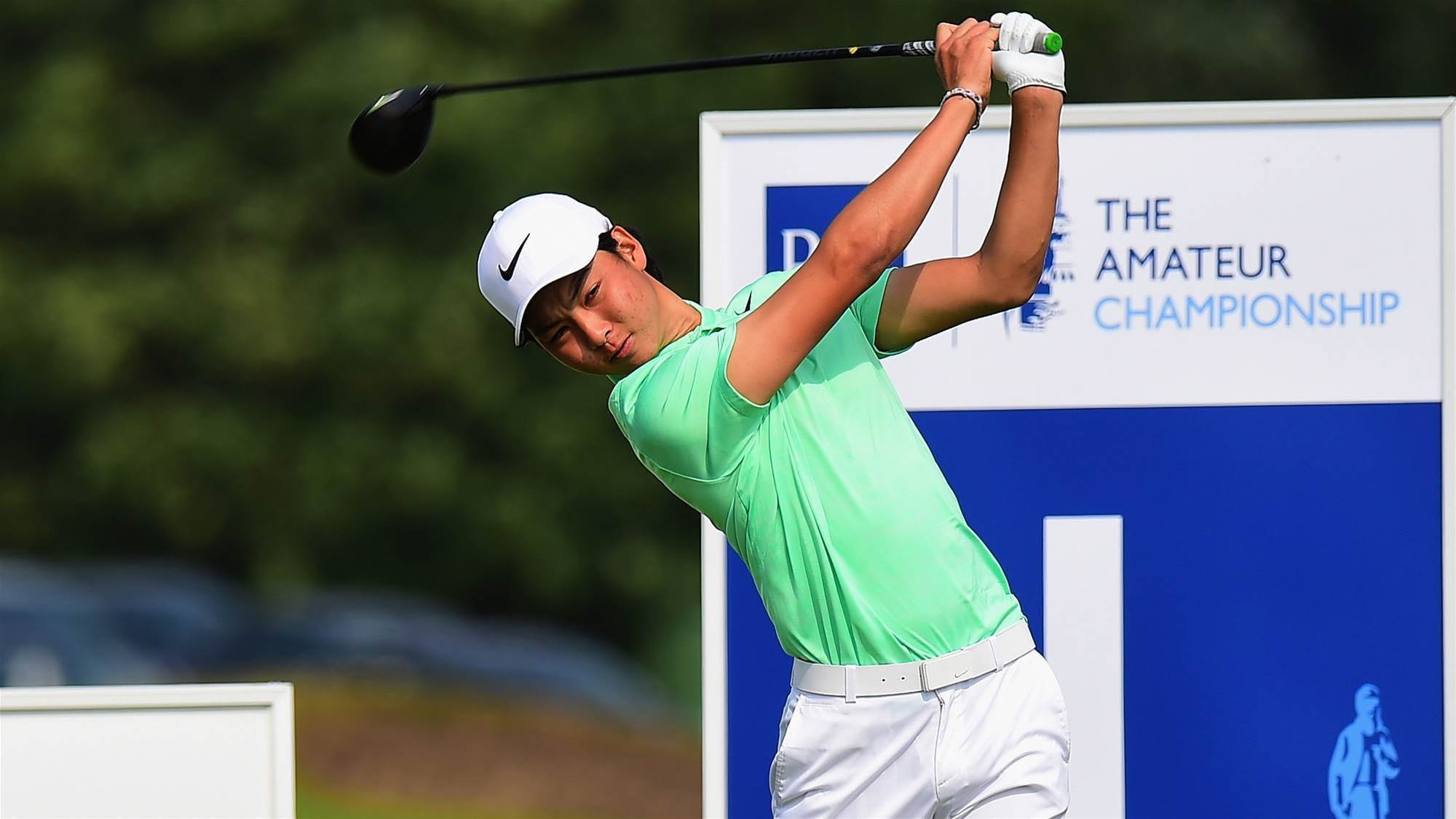 Four Aussies win through at The Amateur