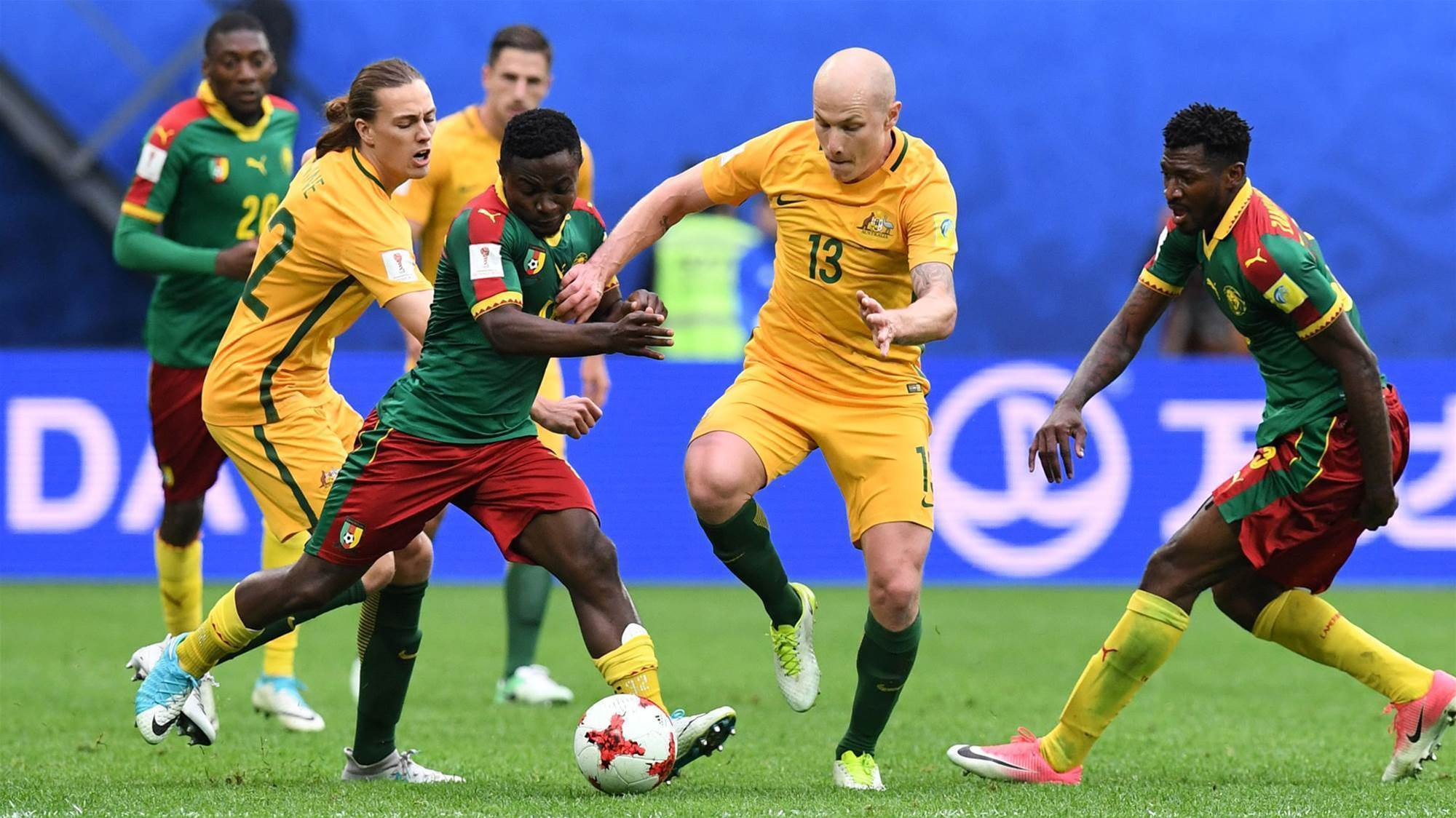Match analysis: Australia v Cameroon