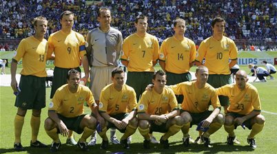 Socceroos v Japan 06: Where are they now?