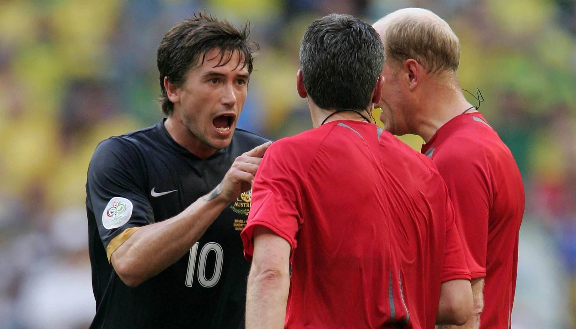Kewell: Brazil were embarrassed