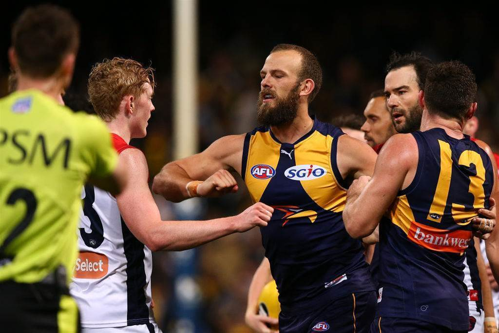 Schofield banned for Oliver strike