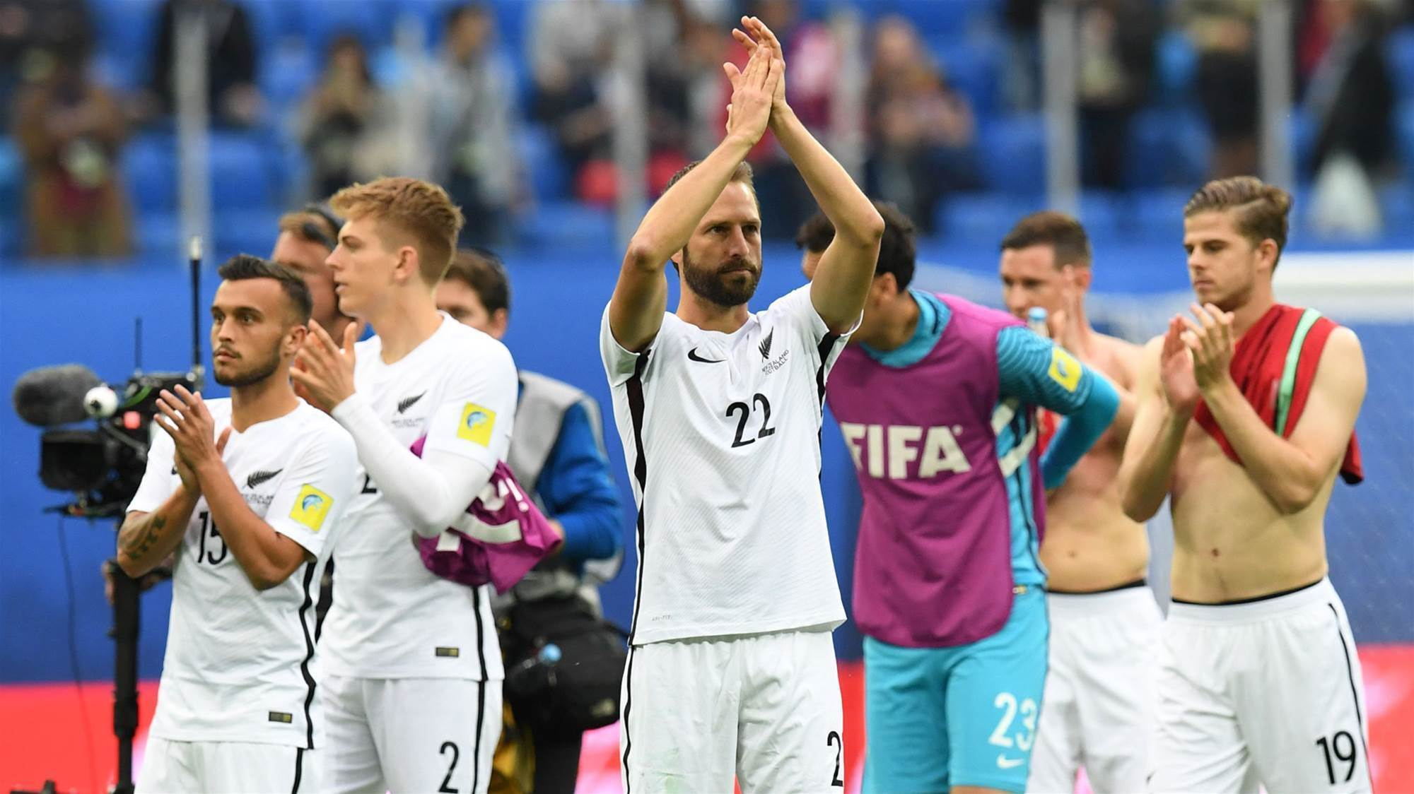 New Zealand player ratings - who impressed at the Confederations Cup?