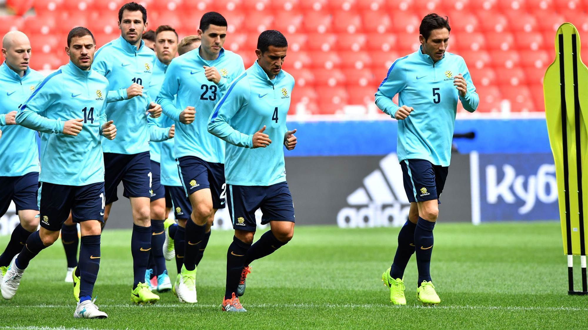 Five things to watch: Australia v Chile