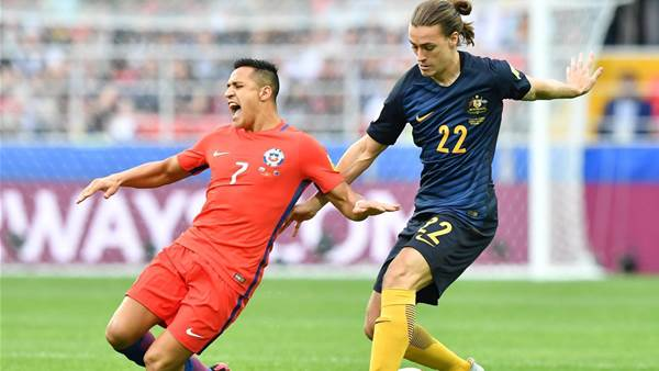 Australia-Chile player ratings - who starred, who surprised?