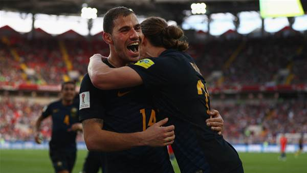 Brave Roos match Chile but bow out