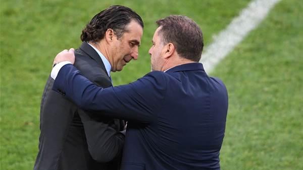 Chile boss praises 'aggressive' Socceroos