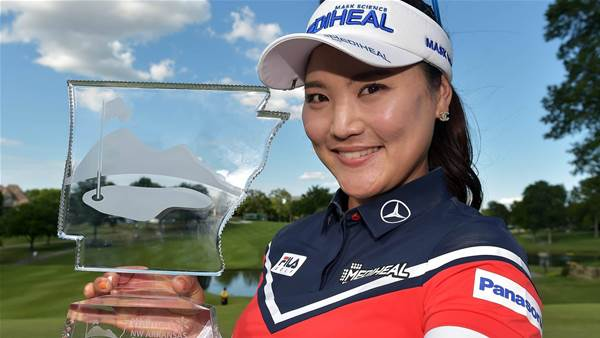 LPGA: Victorious Ryu takes World No.1 rank