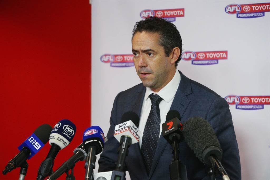 AFL executives resign after 'inappropriate relationships'