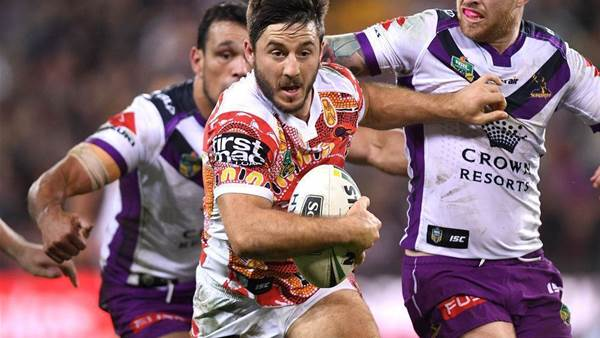 Maroons go with Hunt