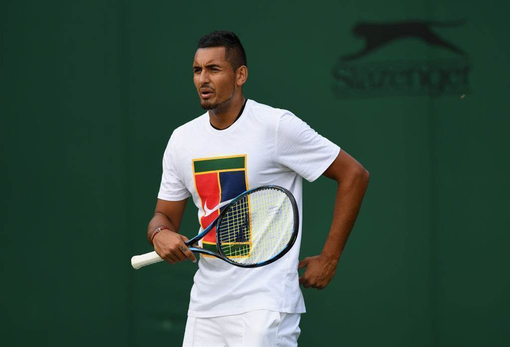 Kyrgios frightened by possible surgery