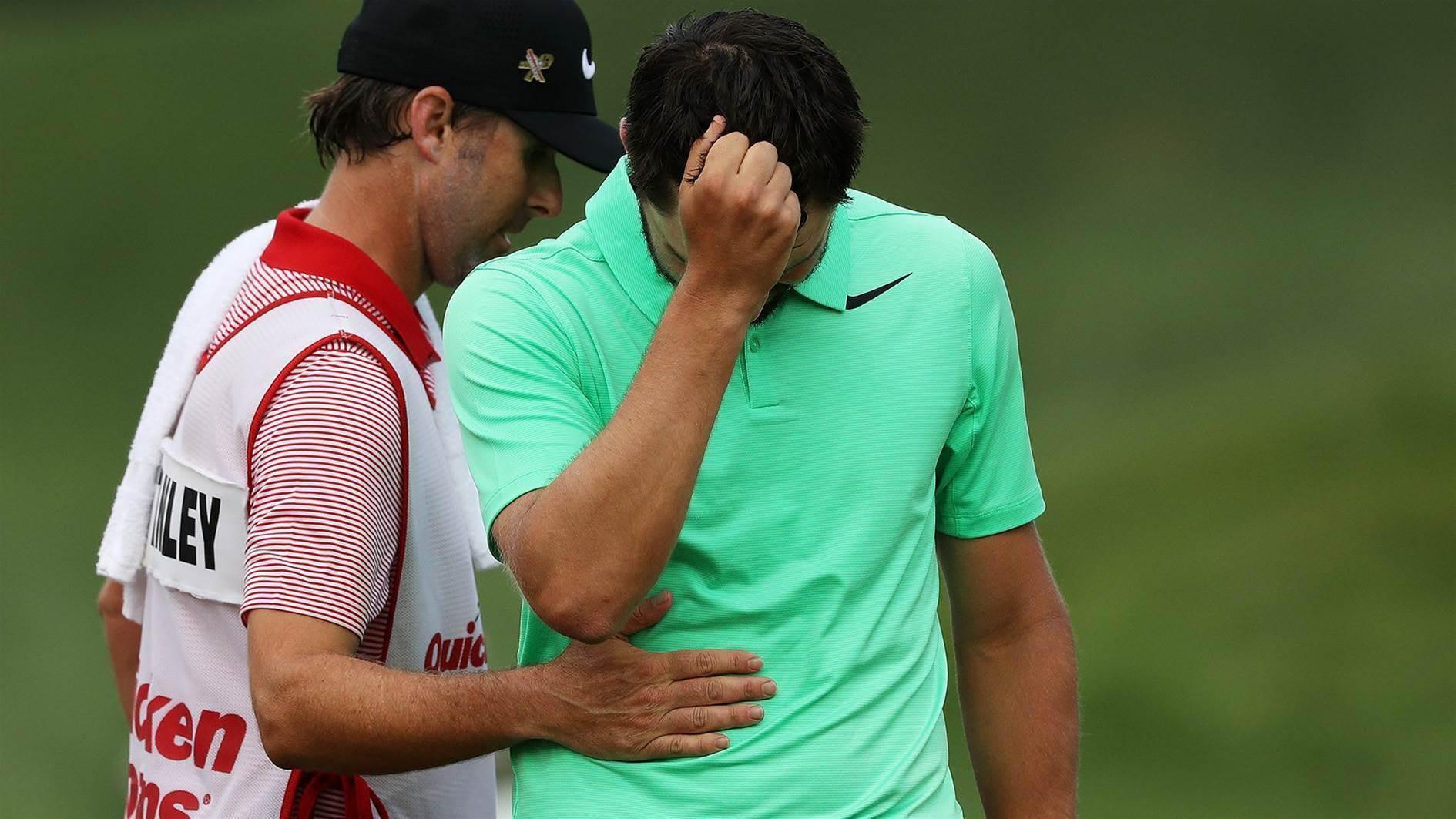 PGA TOUR: Tearful Stanley breaks five-year win drought