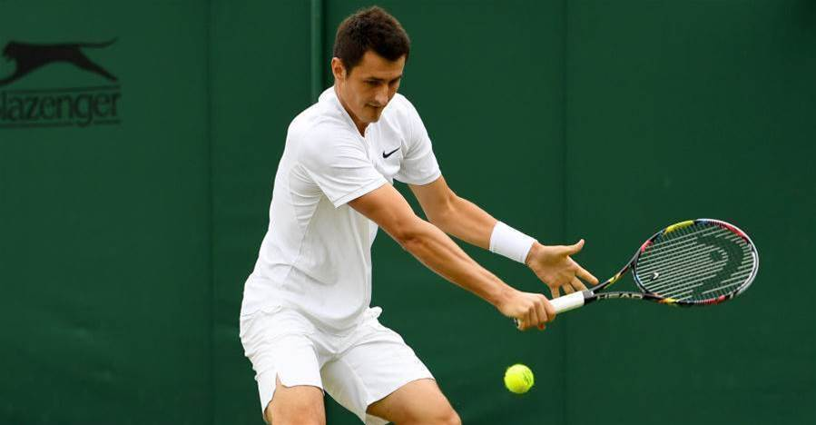 Tomic lands big fine
