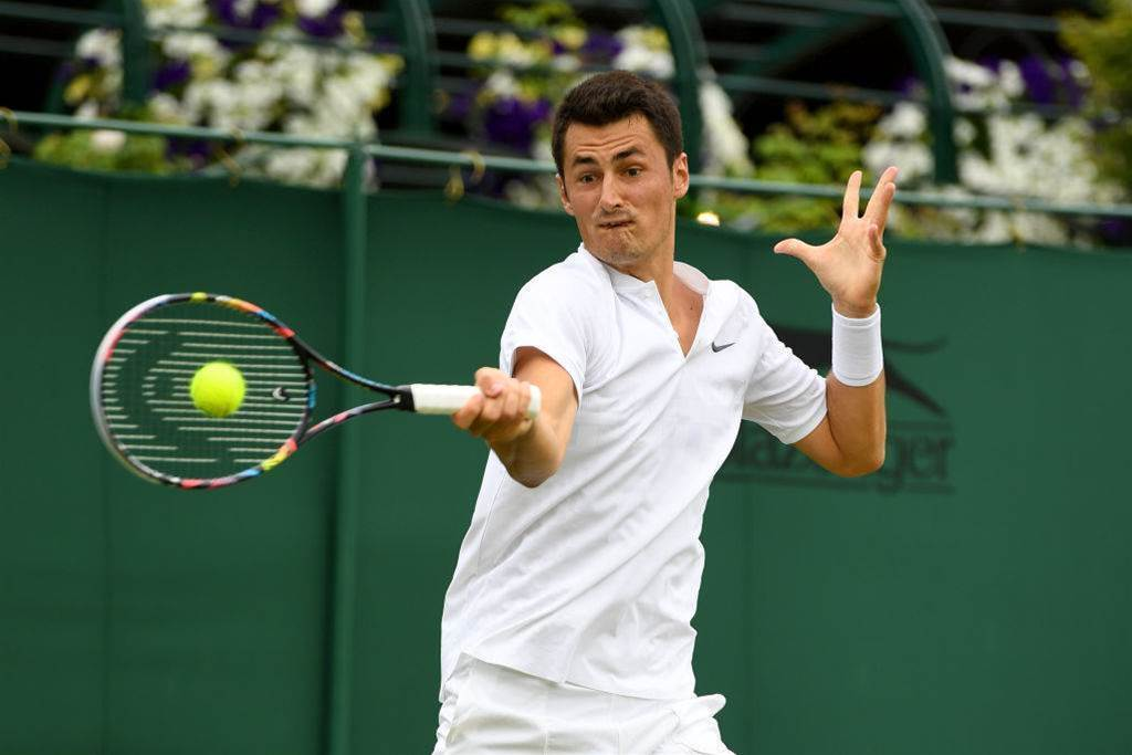 Tomic: I could't care less about winning