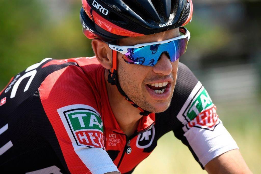 Porte moves up in Le Tour