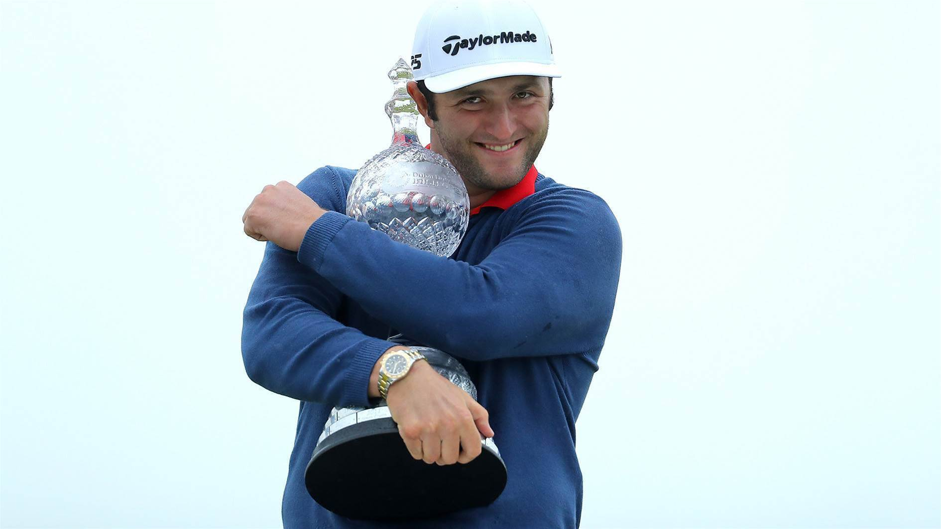 EURO TOUR: Rahm storms to Irish win despite rules scare
