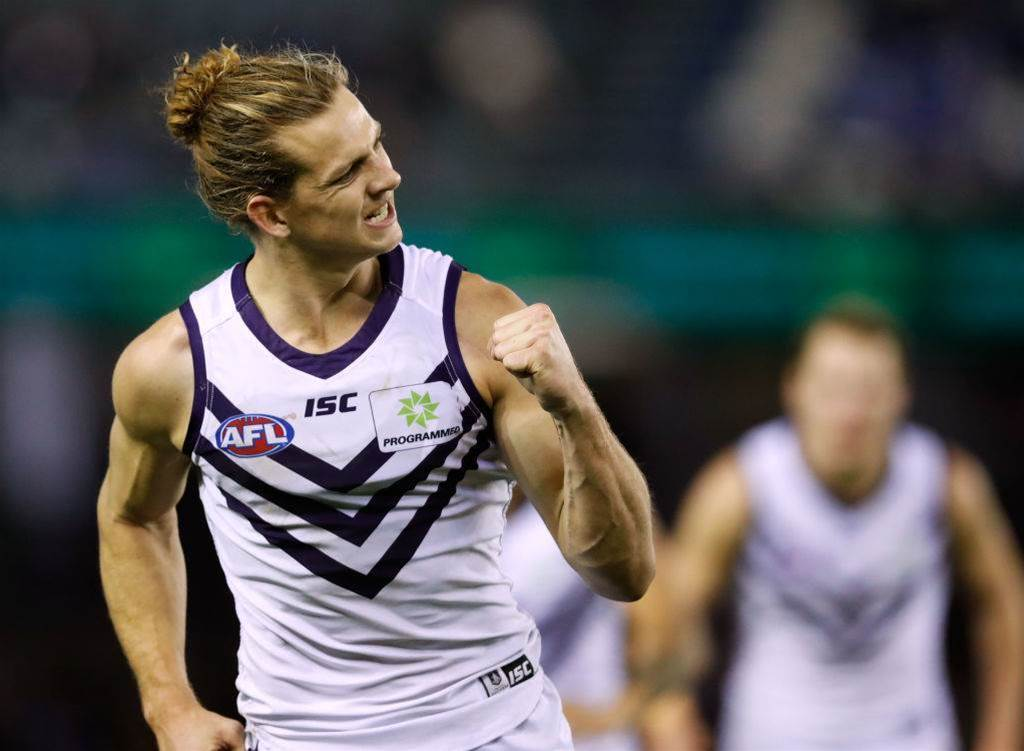 Fyfe signs long-term Freo deal