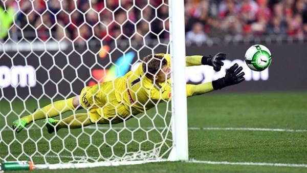 Penalty hero Redmayne buzzing