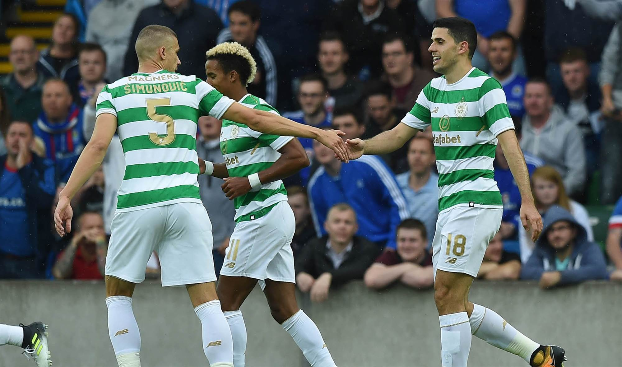 VIDEO: Rogic nets in UCL qualifier