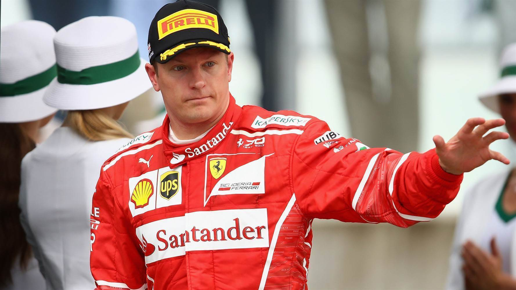 VIDEO: Kimi Raikkonen's hilarious F1 radio messages